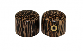 ALL PARTS PK-3196-000 Tigerwood Knobs