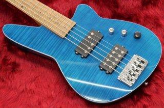 【new】Reverend Guitars MERCALLI 5 FM TURQUOISE