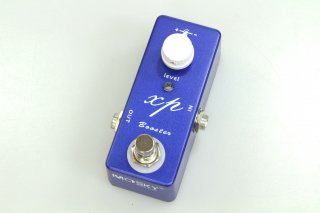 【new】MOSKY AUDIO Micro Pedal BLUE BOOSTER