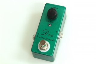 【new】MOSKY AUDIO Micro Pedal green BUFFER