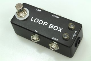 【new】MOSKY AUDIO Micro Pedal BLACK Loop Box