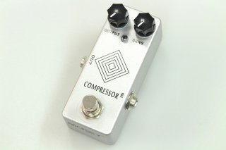 【new】MOSKY AUDIO Micro Pedal silver DYNAMIC COMPRESSOR