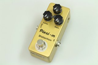 【new】MOSKY AUDIO Micro Pedal gold DISTORTION