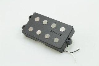 【new】Delano MC 4 AL/V4 parallel wired vintage style dual coil humbucker for Musicman Bass