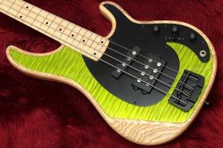 【new】Alusonic Custom Shop Django Deluxe 4 Natural / Green 3.69kg #1909228