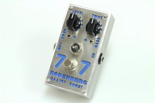 【new】RODENBERG AMPLIFICATION GAS-707 NG - Clean Boost for guitar