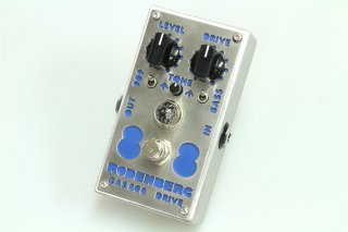 【new】RODENBERG AMPLIFICATION GAS-808 NG Overdrive for guitar