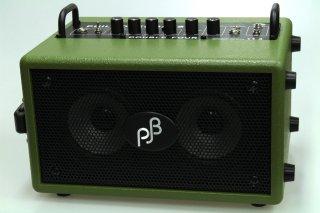 【new】Phil Jones Bass Double Four D Green