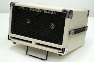 【new】Phil Jones Bass BassCub2 White Tolex