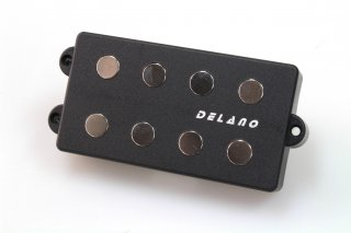 【new】 DELANO MC 4 FE Delano 4-string dual coil humbucker pickup