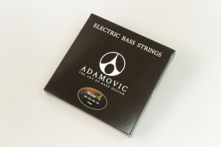【new】Adamovic Bass strings 4st