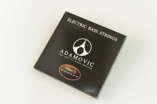 【new】Adamovic Bass strings 6st