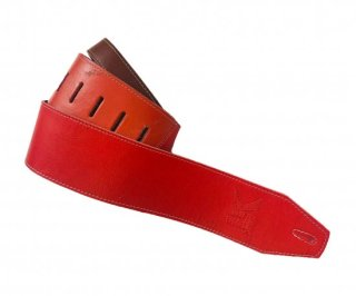 LK Straps Solid Candy apple red