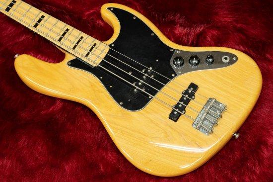 Fender USA American Vintage 75' Jazz Bass NAT 4.43kg #Z5160975