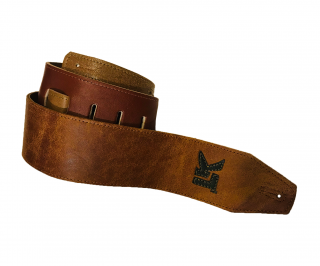 LK Straps  LK New Old Distressed Brown Strap