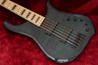 【new】Minamo Guitars Synergy Custom 5strings maple top minamo blue (dark) #0122101 4.34kg