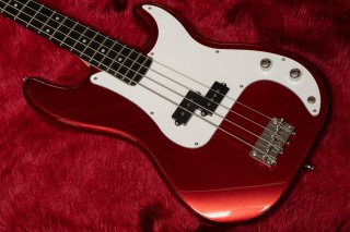 【new】woofy basses Poo4 Metallic Red