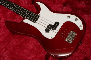 【new】woofy basses Poo4 See Through Red