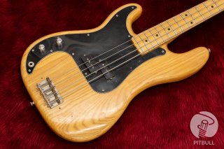 【used】Fender USA Precision Bass Lefty '76 #7645013 4.54kg