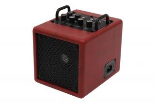 【new】Phil Jones Bass NANOBASS X4 Red【送料無料】【予約販売 5月中旬~下旬発送】