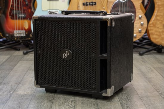 【used】Phil Jones Bass Suitcase Compact / Black【委託品】