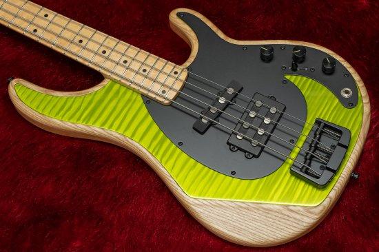 【new】Alusonic Custom Shop Django Deluxe 4 Natural / Green #221274 3.6kg