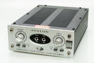 【used】Avalon Design U5 Pure Clas A Instrument & DI Preamplifier【委託品】