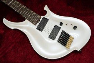 【new】KOLOSS GUITARS X7 WHITE