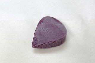 【new】Purple Plectrums Mid Tech XLS 25mm Purple【横浜店】