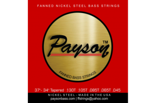 【new】Payson Fanned  NS 5 String Set 130T-045 37