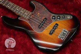 【used】Fender USA American Standard Jazz Bass 3 Color Sunburst #US14065375 3.99kg【横浜店】