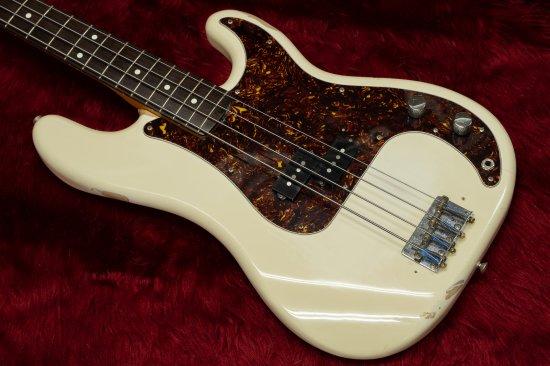 【used】Fender Japan PB WHT #JV74379 3.84kg【委託品】【横浜店】