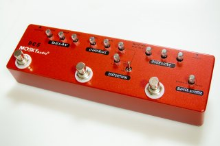 【new】MOSKY AUDIO / Multi-effect pedal DC5【横浜店】