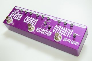 【new】MOSKY AUDIO / Multi-effect pedal RC5【横浜店】