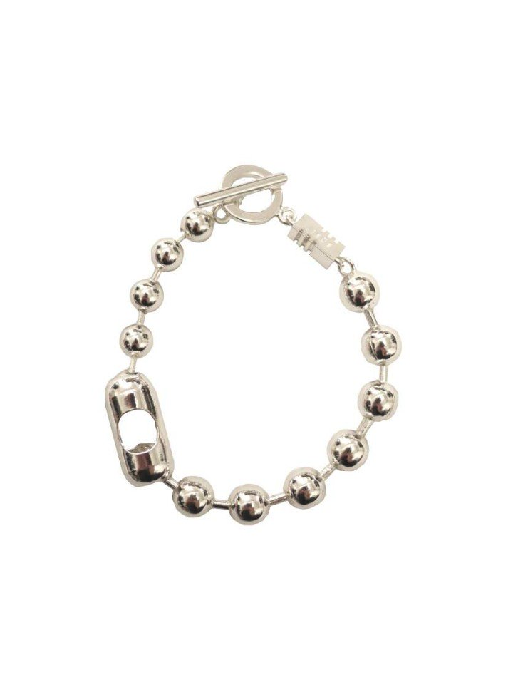 JieDa<br />SWITCHING BALL CHAIN BRACELET <img class='new_mark_img2' src='https://img.shop-pro.jp/img/new/icons47.gif' style='border:none;display:inline;margin:0px;padding:0px;width:auto;' />