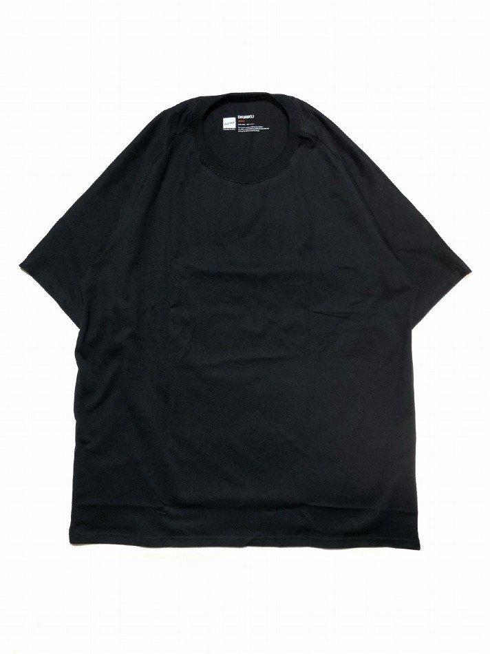 DAIRIKU<br />2piece Pack Tee(Raglan&Dolman Sleeve) / Black <img class='new_mark_img2' src='https://img.shop-pro.jp/img/new/icons14.gif' style='border:none;display:inline;margin:0px;padding:0px;width:auto;' />
