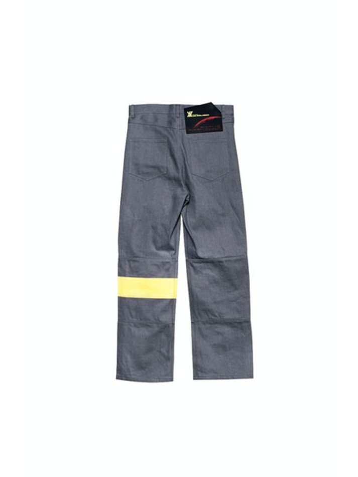 YUKI HASHIMOTO<br />ASTRONAUT DENIM / GREY