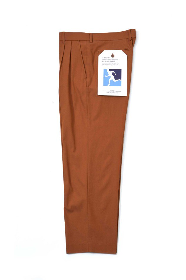 soe<br />Sports Slacks / BROWN 