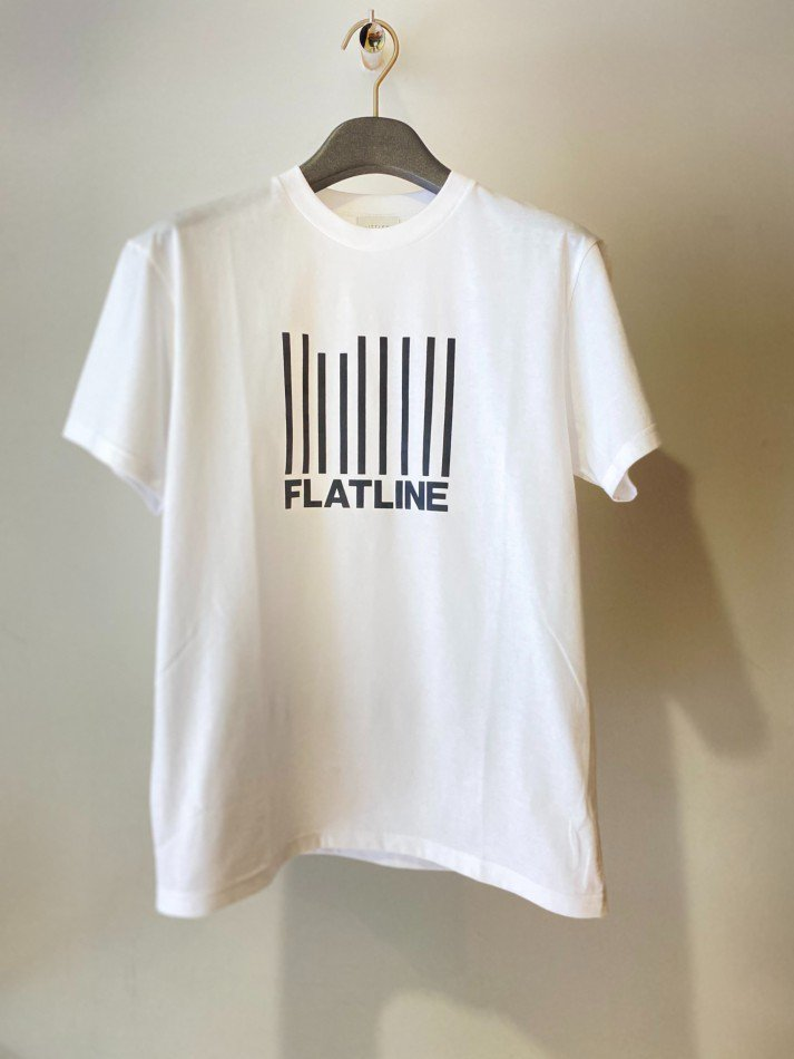 LITTLEBIG<br />FLATLINE TS / White