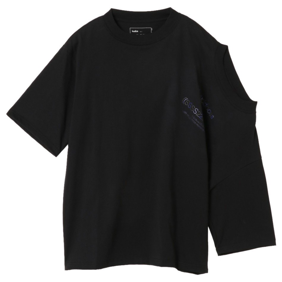 kudos<br />WE ARE HERE TOGETHER! T-SHIRT / BLACK <img class='new_mark_img2' src='https://img.shop-pro.jp/img/new/icons14.gif' style='border:none;display:inline;margin:0px;padding:0px;width:auto;' />