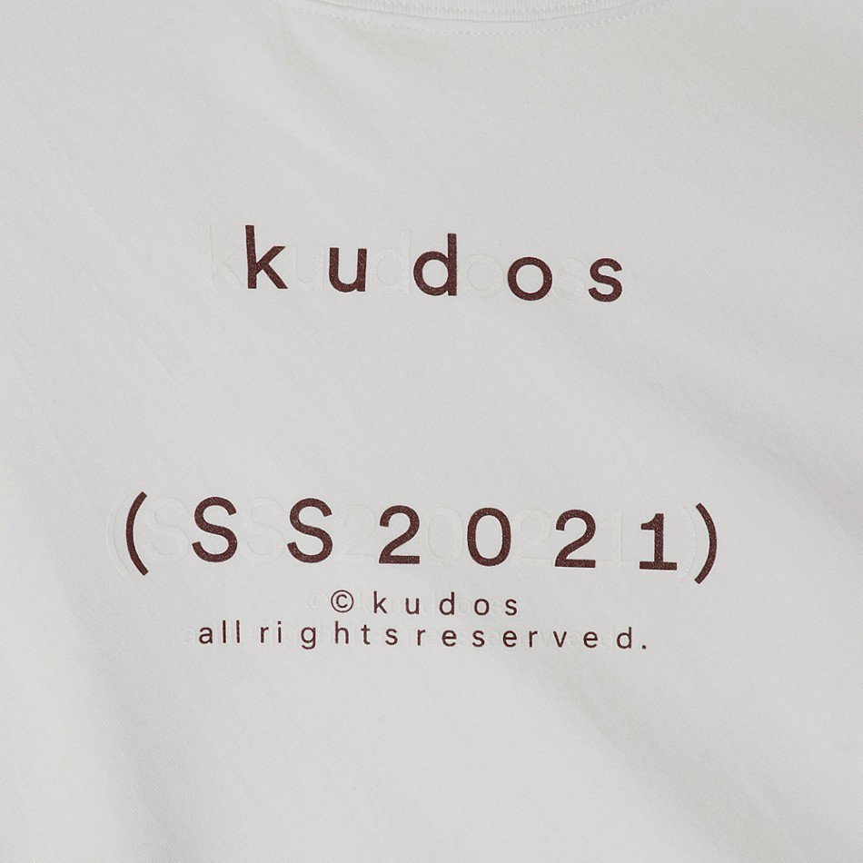 kudos<br />WE ARE HERE TOGETHER! T-SHIRT / WHITE  <img class='new_mark_img2' src='https://img.shop-pro.jp/img/new/icons14.gif' style='border:none;display:inline;margin:0px;padding:0px;width:auto;' />