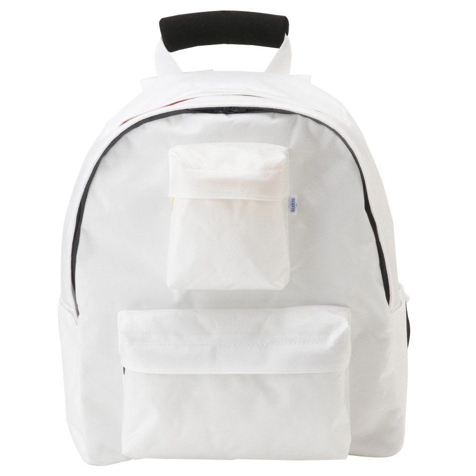kudos<br />KUDOS BACKPACK / WHITE