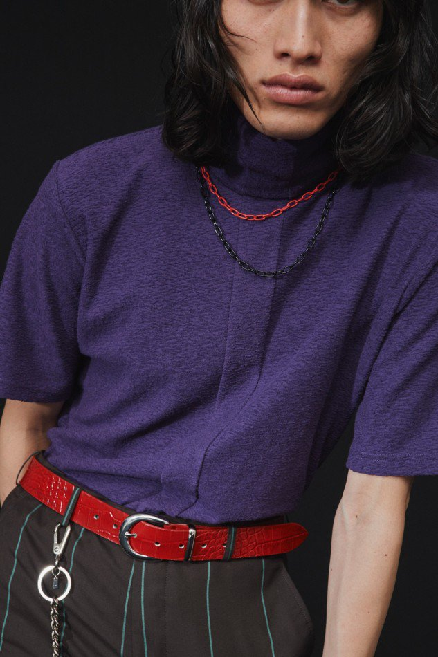 LITTLEBIG<br />Double Necklace / Black×Red <img class='new_mark_img2' src='https://img.shop-pro.jp/img/new/icons14.gif' style='border:none;display:inline;margin:0px;padding:0px;width:auto;' />