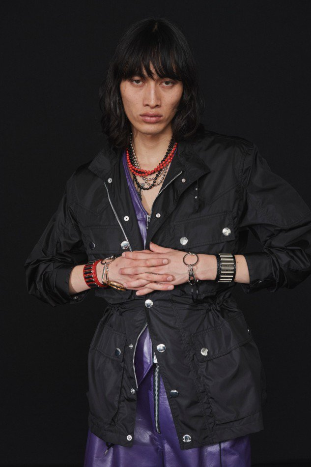 LITTLEBIG<br />Ball Chain Bracelet & Necklace / Red  <img class='new_mark_img2' src='https://img.shop-pro.jp/img/new/icons47.gif' style='border:none;display:inline;margin:0px;padding:0px;width:auto;' />