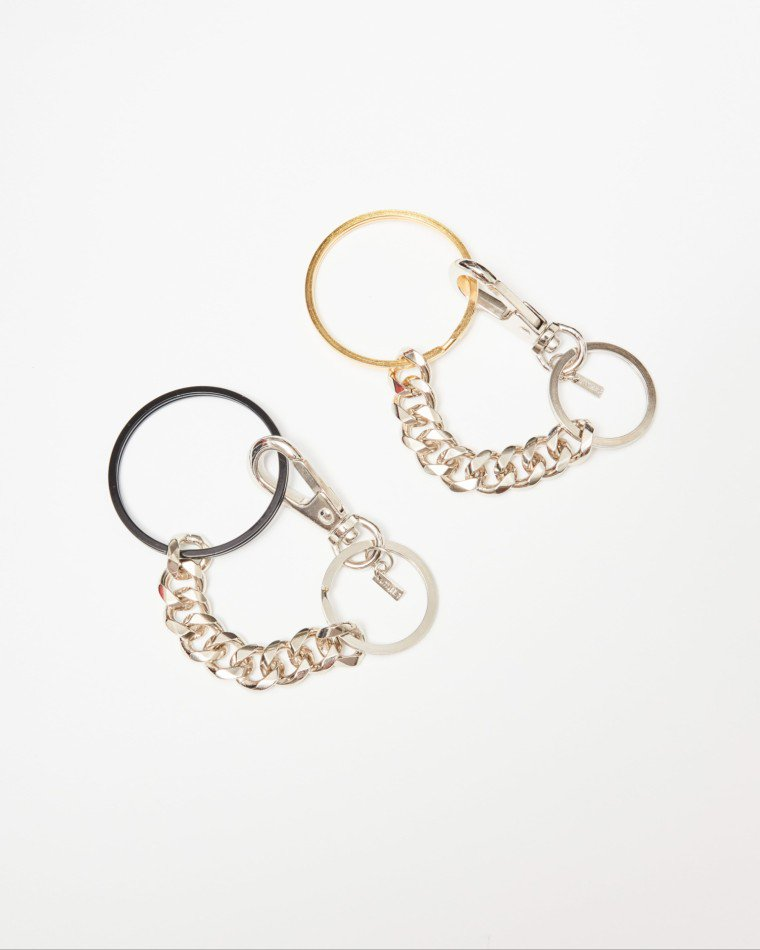 LITTLEBIG<br />Key Chain & Bracelet / Gold <img class='new_mark_img2' src='https://img.shop-pro.jp/img/new/icons14.gif' style='border:none;display:inline;margin:0px;padding:0px;width:auto;' />