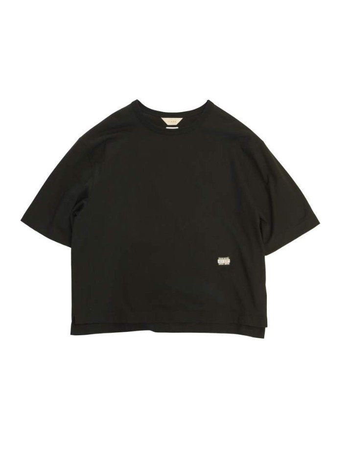 JieDa<br />OVER BIG T-SHIRT FRUIT OF THE LOOM / BLACK <img class='new_mark_img2' src='https://img.shop-pro.jp/img/new/icons14.gif' style='border:none;display:inline;margin:0px;padding:0px;width:auto;' />