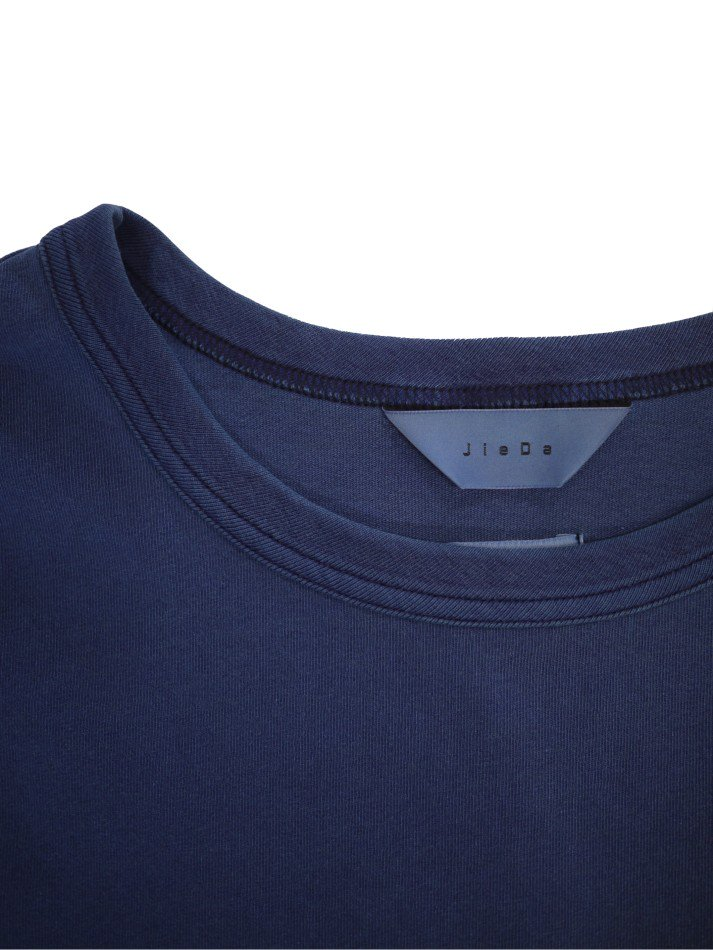 JieDa<br />PIGMENT OVER BIG T-SHIRT FRUIT OF THE LOOM / NAVY <img class='new_mark_img2' src='https://img.shop-pro.jp/img/new/icons14.gif' style='border:none;display:inline;margin:0px;padding:0px;width:auto;' />