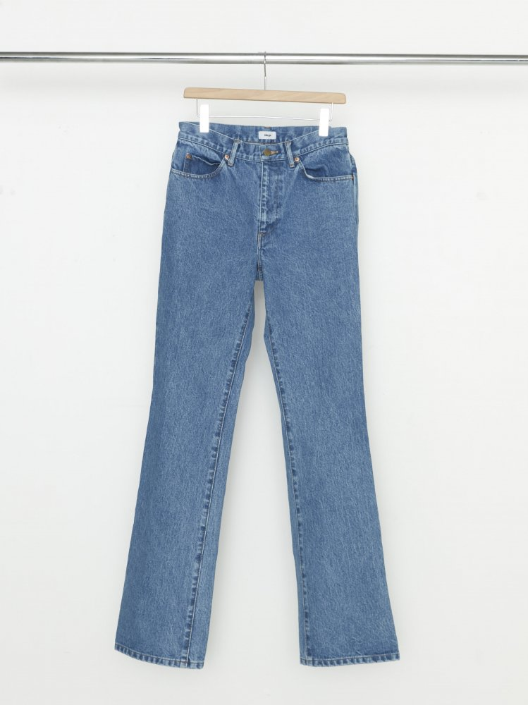 ALLEGE<br />Semi Flare Bleaching Denim PT / L.BLUE<img class='new_mark_img2' src='https://img.shop-pro.jp/img/new/icons47.gif' style='border:none;display:inline;margin:0px;padding:0px;width:auto;' />