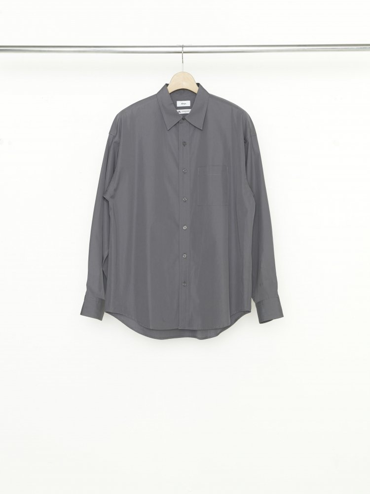 ALLEGE<br />Standard Shirt / GRAY<img class='new_mark_img2' src='https://img.shop-pro.jp/img/new/icons47.gif' style='border:none;display:inline;margin:0px;padding:0px;width:auto;' />