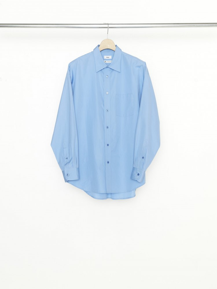 ALLEGE<br />Standard Shirt / SAX<img class='new_mark_img2' src='https://img.shop-pro.jp/img/new/icons47.gif' style='border:none;display:inline;margin:0px;padding:0px;width:auto;' />